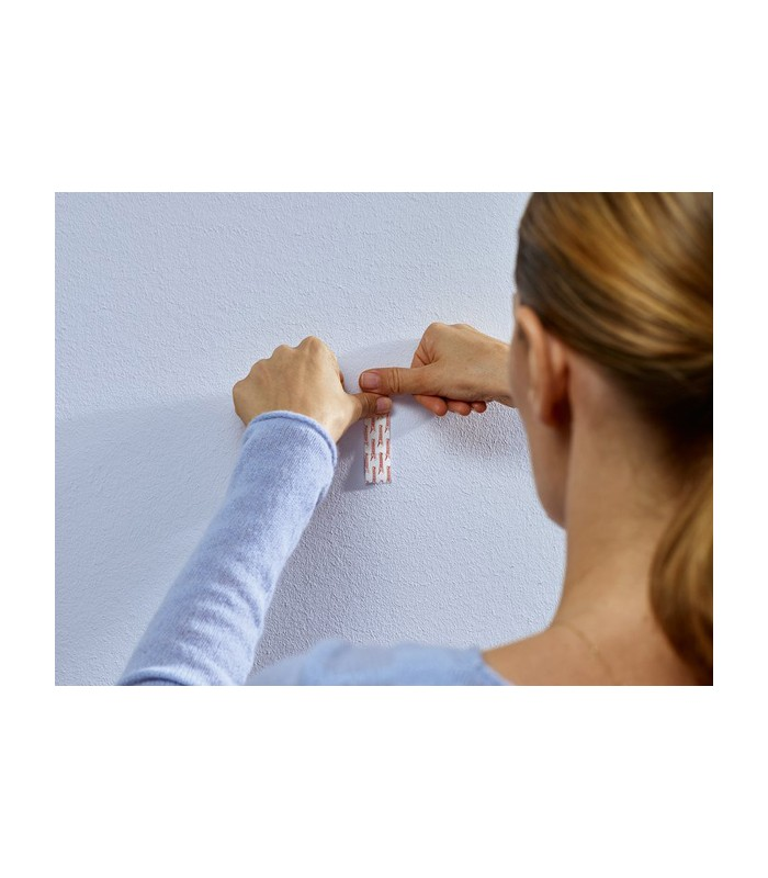 Tesa Verstellbarer Schrauben weiß für Tapeten und Putz 1 kg ...