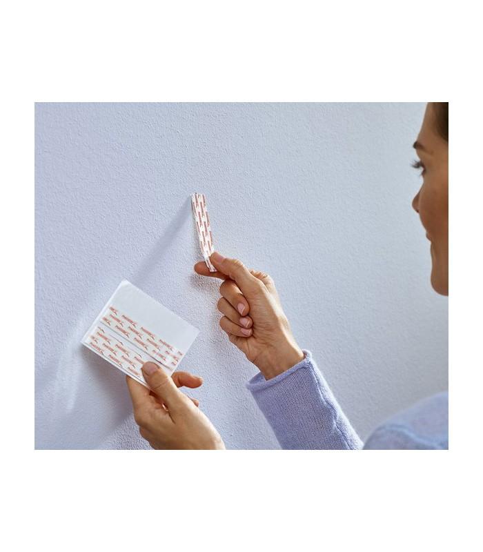 Tesa Verstellbarer Schrauben Weiß Für Tapeten Und Putz 1 Kg