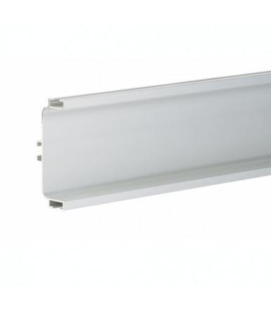 Profilo gola orizzontale per cassetti in alluminio Volpato 80/G1.3AL