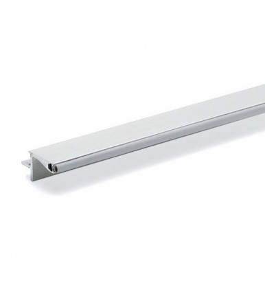 Volpato 80/G1.4AL aluminium horizontal throat profile for wall units