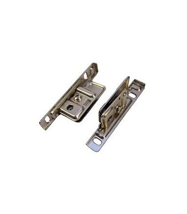 Coppia Attacchi standard per frontale cassetto Metabox Blum