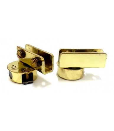 Bisagra libre sin muelle de retorno para puertas de cristal PRACTIC MONO50