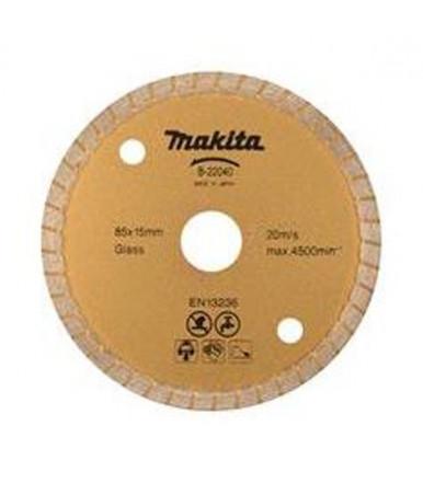Diamantschijf 85x15 mm B-22040 Makita
