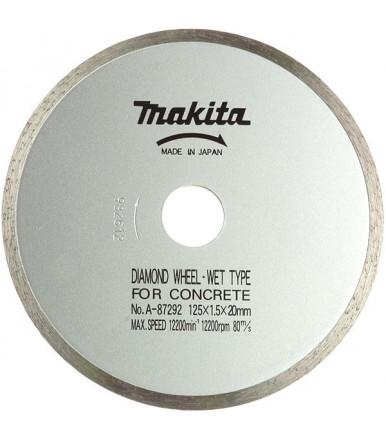Diamantschijf 125x20 mm B-21951 Makita