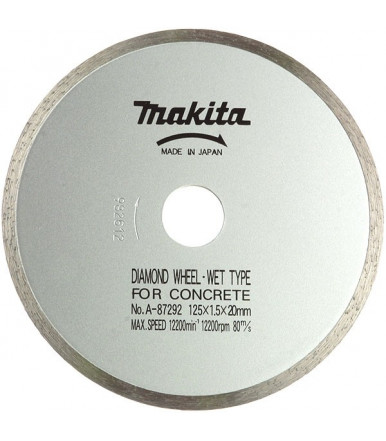 Diamond disk 125x20 mm B-21951 Makita
