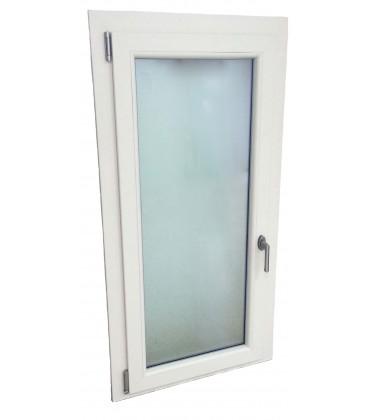 Window With Single Shutter Pvc Profile Veka 70 Mm 5 Stars 5