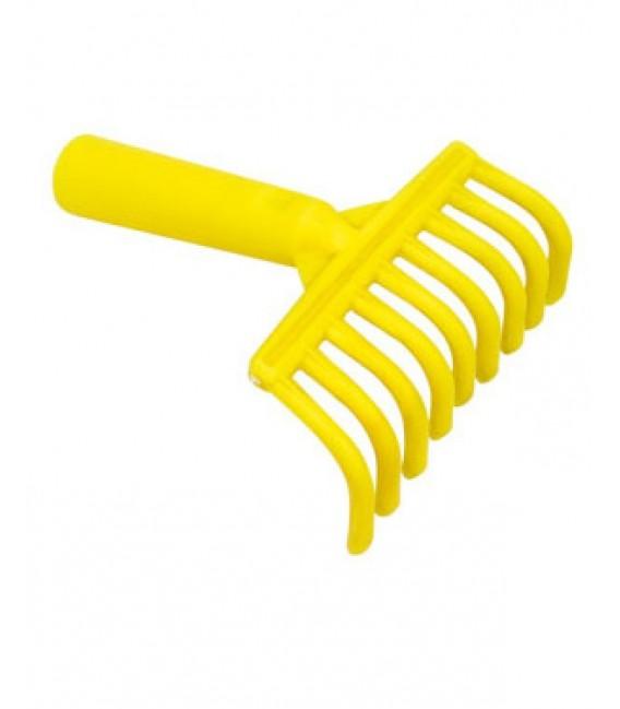 Rastrello 9 denti per raccolta olive Cilli 5505010