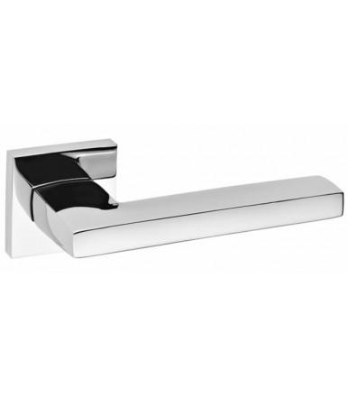 """Lever stainless steel door handle """"Metric"""" JNF"""