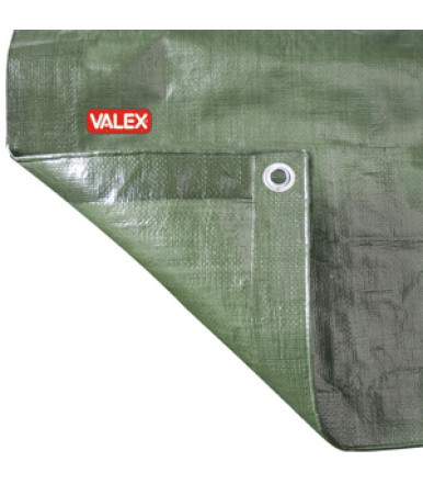 Valex polyethylene medium eyelet sheet