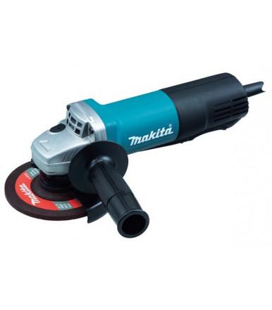 Makita 9558PBGY angular grinder 840W 125 mm