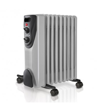 TAURUS - DAKAR oil heater radiator 1500W electrically heated