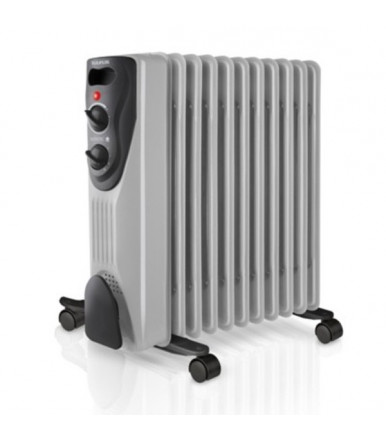 TAURUS - DAKAR oil heater radiator 2000W electrically heated