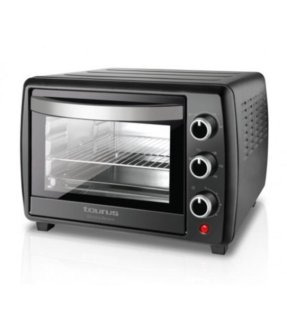 TAURUS - HORIZON 22 PLUS Ventilated electric oven 1500W 22L