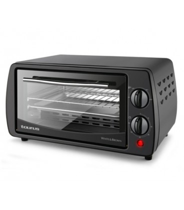 TAURUS - HORIZON 9 electric oven 800W 9L
