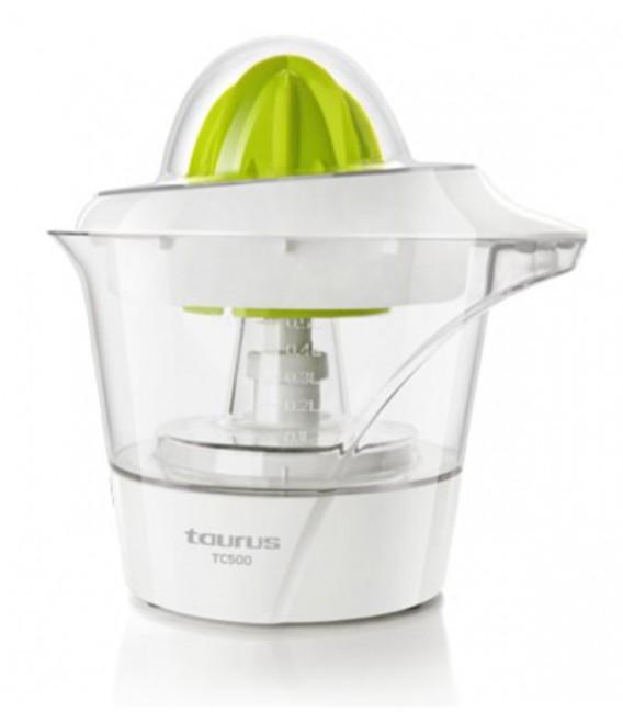 TAURUS - TC500 juicer with transparent container 0,5L 40W new design