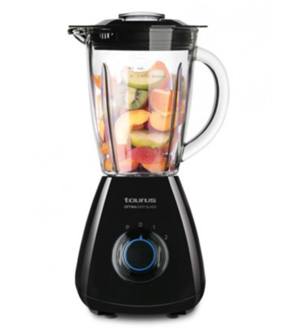 TAURUS - OPTIMA EASY GLASS Jug blender with graduated glass 450W