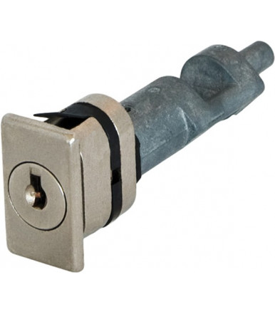 O.M.R. oval spanner lock with bush for drawer unit