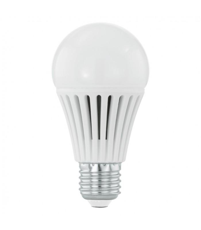 Lampadina a led luce calda eglo 9w 800 lumen mancini for Led luce calda