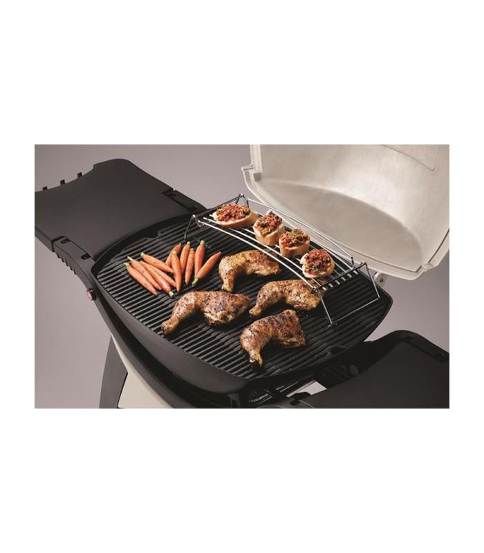 Griglia di riscaldamento 6570 per barbecue weber q serie for Griglia per barbecue bricoman