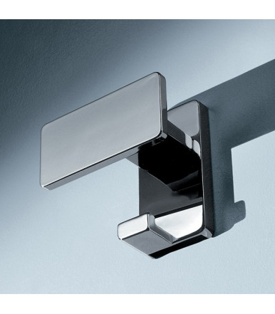 Confalonieri PA00275 rectangular coat hook