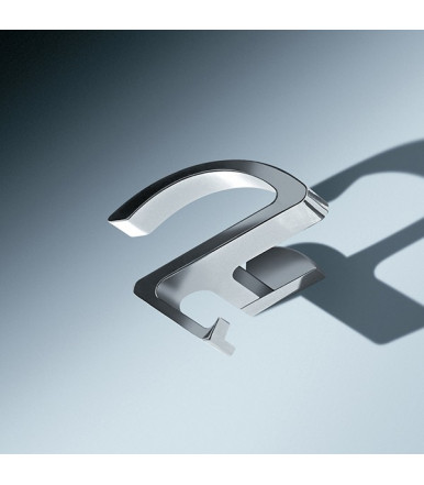 "Confalonieri PA00281 coat hook ""S"""