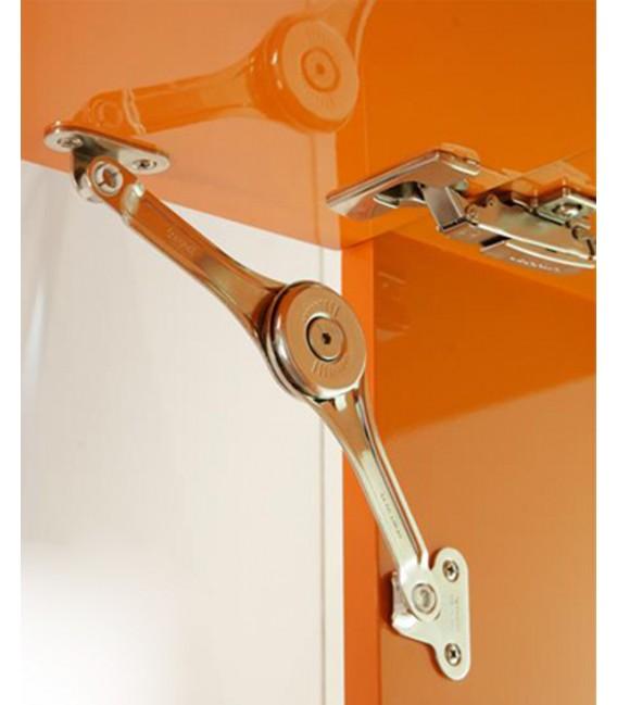 373.66.612 bracket flap/Lid Stay Complete Set Duo Standard
