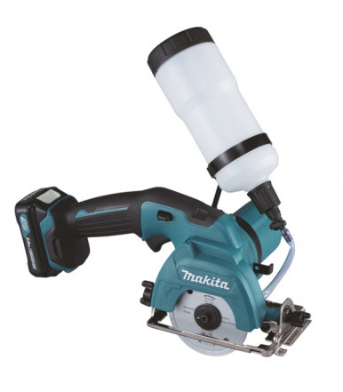 Makita CC300DWE hacksaw with diamond disc