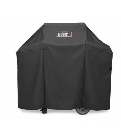 Weber Abdeckhaube Premium für Weber Genesis II -  4 Gasbrenner