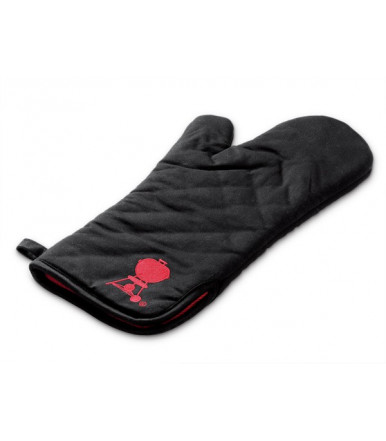 Weber black Barbecue Mitt
