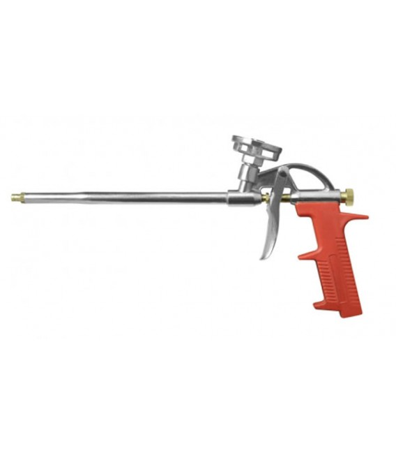 Valex pistolet pour mousse de polyur thane en cartouche mancini mancini shop - Pistolet mousse polyurethane ...