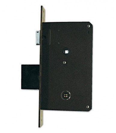 1320 K Mortice locks with cylinder and latch four throws for doors