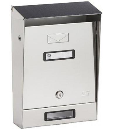 Cassetta postale tradizionale per esterno singola Silmec