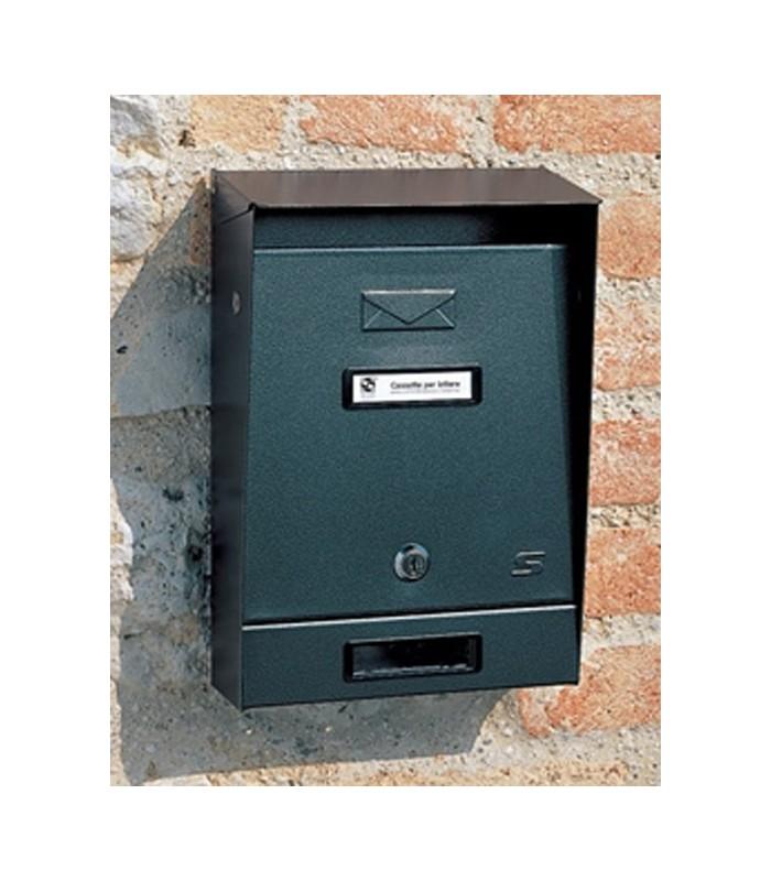 Cassetta postale tradizionale per esterno singola silmec for Articoli per esterno