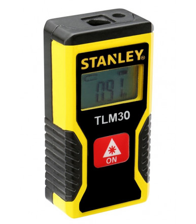 Stanley TLM30 pocket laser distance measure 9 m