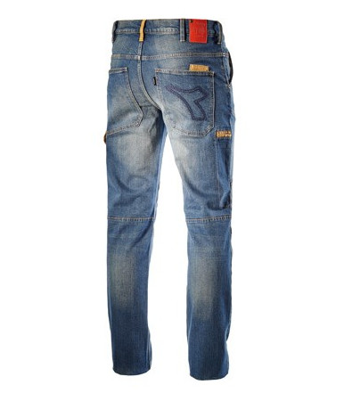 Diadora Jeans Pantalon de travail professionnel Utility Stone Plus