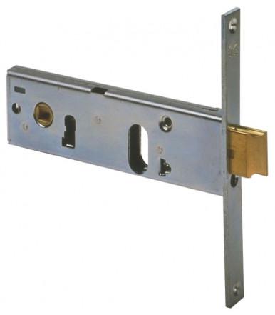 Cisa 44150 Cerradura horizontal de embutir de cilindro ancho 44 mm