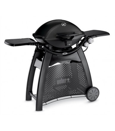 Barbecue a gas Weber Q3200 Nero