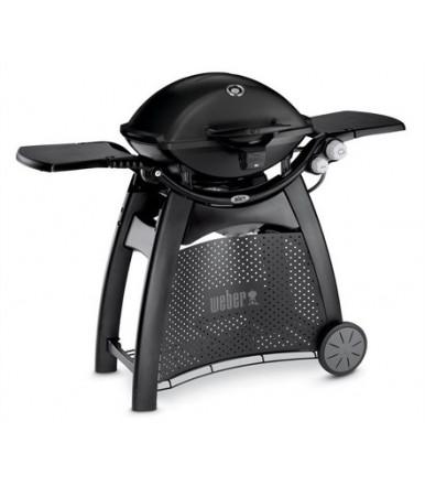 Barbecue-Gasgrill Weber Q3200 Schwarz