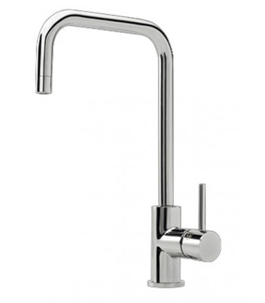 Geda Segno KT23 1 lever sink mixer with swivel spout polished chrome