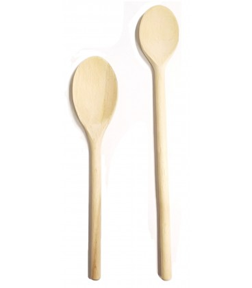 Round spoon kitchen beechwood Abruzzo handicraft - Mancini & Mancini ...
