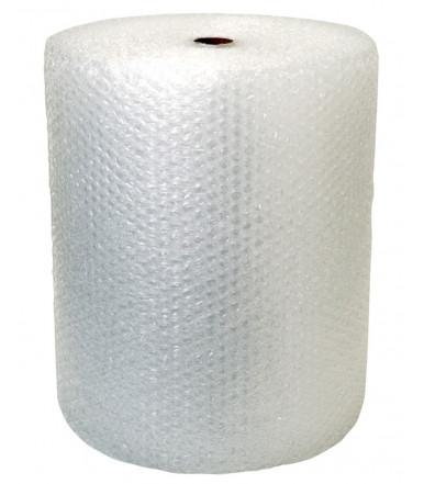 Luftpolsterfolie für die Verpackung spule Höhe 100 cm - 150 gr/m²