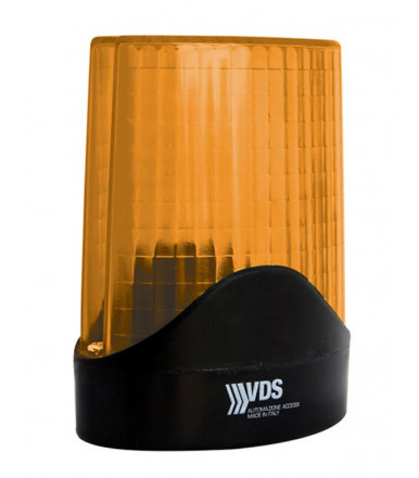 Lampeggiante luce fissa 230v Wave VDS