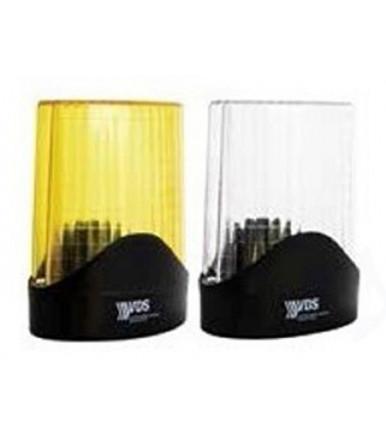 Lampeggiante LED 12/24/230v Wave LED VDS 23/8