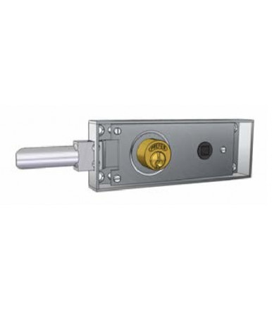 Prefer 6753.0804 mortise lock for metal door