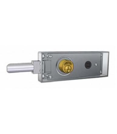 Serratura da infilare per porta in ferro 6753.0804 Prefer