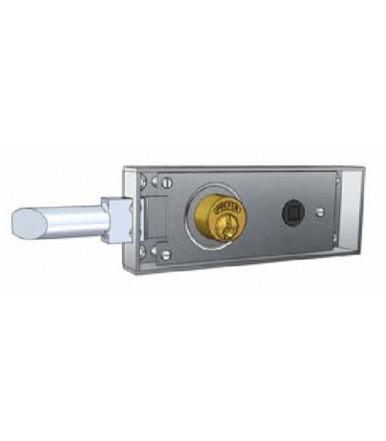 Serratura da infilare per porta in ferro 6754.0804 Prefer