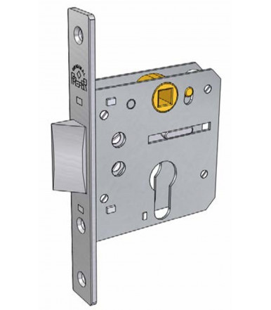 Prefer 5510 mortise lock for metal profiles and wooden doors
