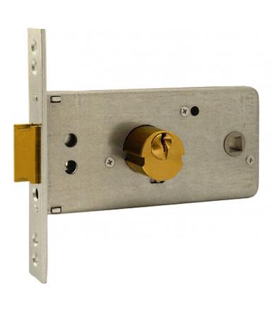 Prefer 5520.0802 mortise lock for metal doors