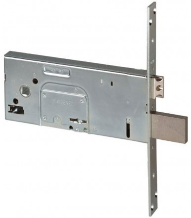 Cisa 57353.90 mortise door lock double bit keys 4 throws