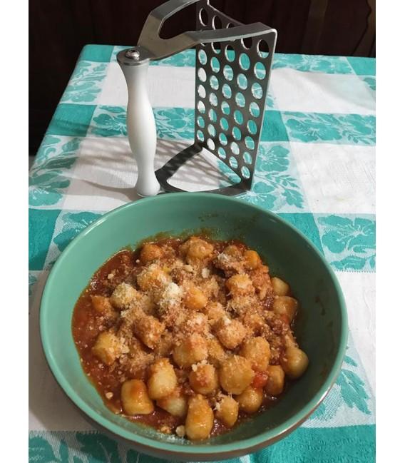 Utensile da cucina per polpette alla teramana Poldino Polpettino